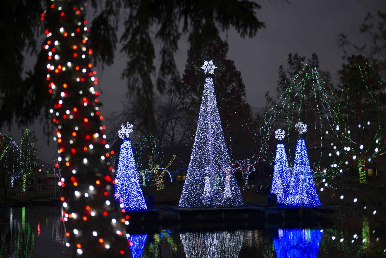 Columbus Zoo Christmas Lights 2020 How Much Wildlights Holiday Magic at the Columbus Zoo and Aquarium