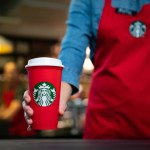 Starbucks free reusable Holiday cup, plus a discount