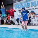 Columbus Polar Plunge at Express Live