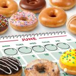 Free doughnuts all week for Krispy Kreme National Donut Week
