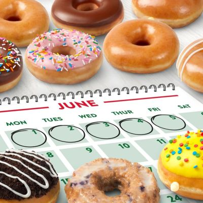 krispy kreme national donut