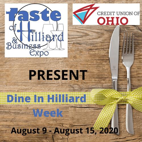 Hilliard Restaurant Week