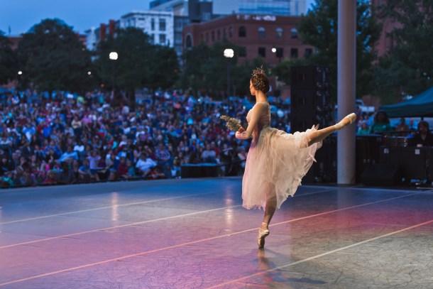 free balletmet performance