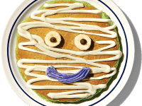 Mr. Mummy pancake