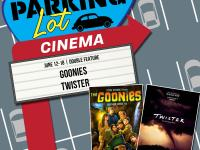 parking lot cinema