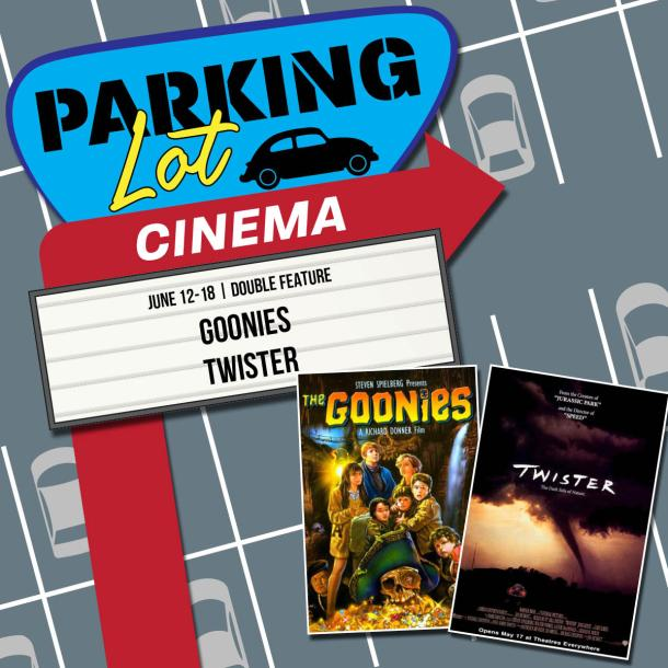 parking lot cinema