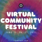 Virtual ComFest: A Community Festival for all