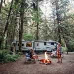 Rent an RV for summer vacation or travel