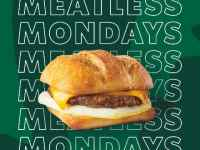starbucks meatless