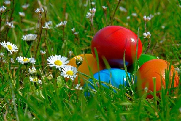 easter eggs easter in columbus