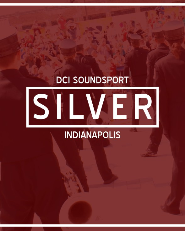 Columbus Saints 2015 DCI SoundSport Indy Silver Medalists