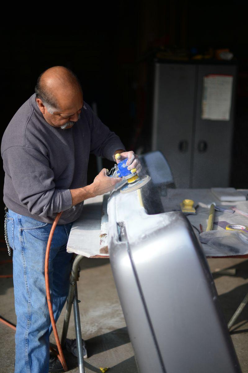Man Working Female Mechanic Columbus Technical College