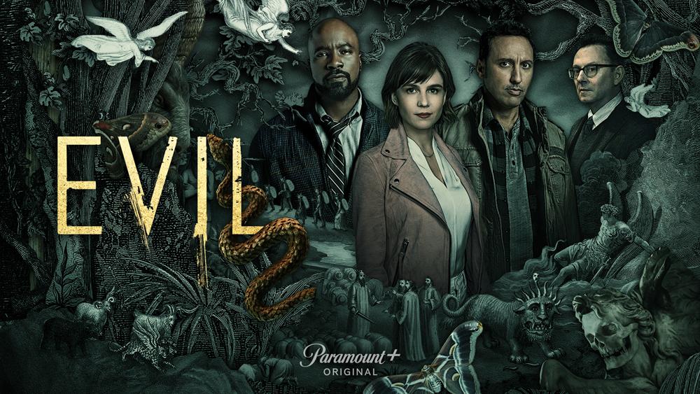 evil 3 temporada