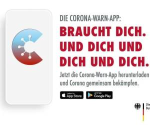 RKI veröffentlicht neue Version der Corona-Warn-App