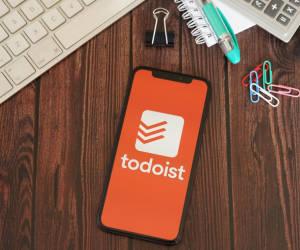 Neue Sortier- und Gruppierfunktionen für Todoist