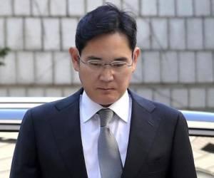 Samsung-Erbe bekommt Haftstrafe wegen Korruption