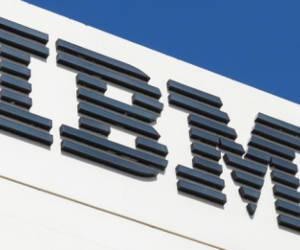 IBM enttäuscht mit schwachen Zahlen