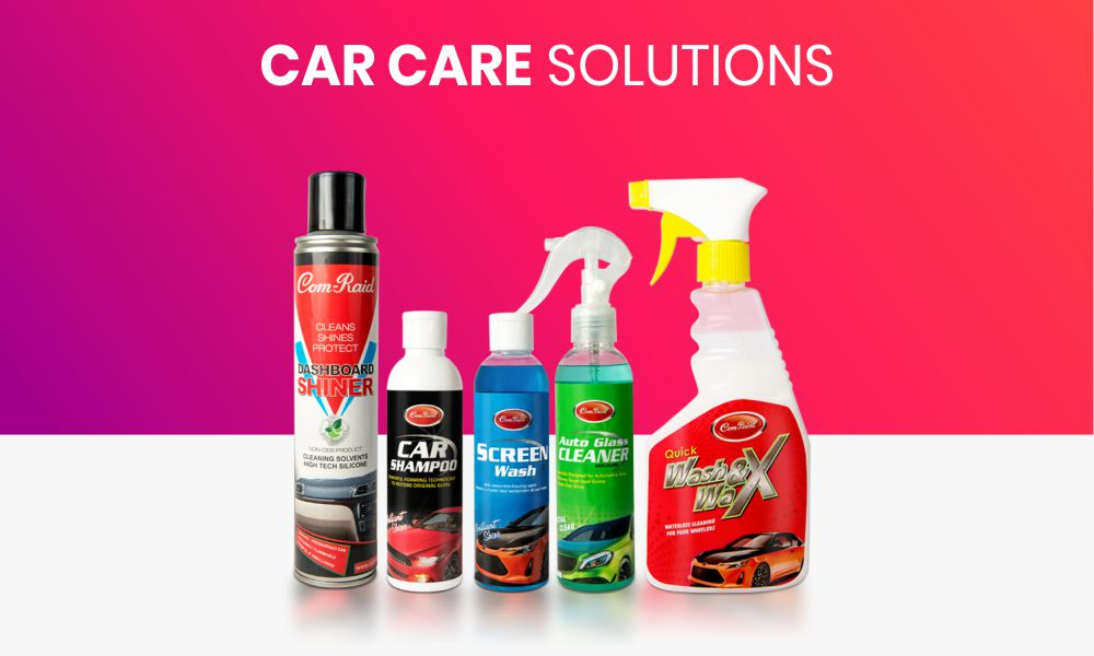 Car Care Solutions