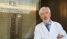 Dr. Antonio de Lacy en el IQL de Barcelona