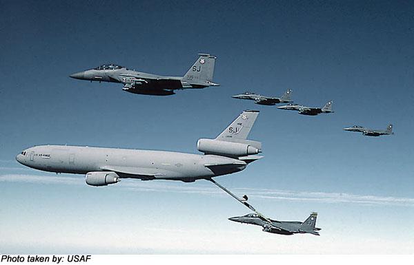 Boeing Kc 10a Extender Combataircraft Com