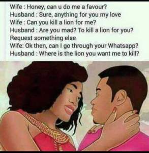 Spousal Favor