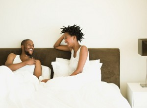 couple-talking-in-bed