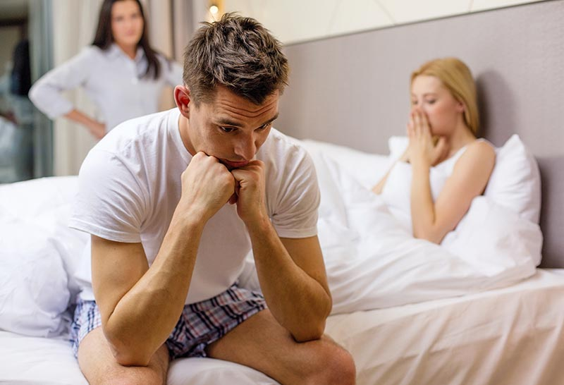 WHAT IF MY SPOUSE IS A SERIAL CHEATER?