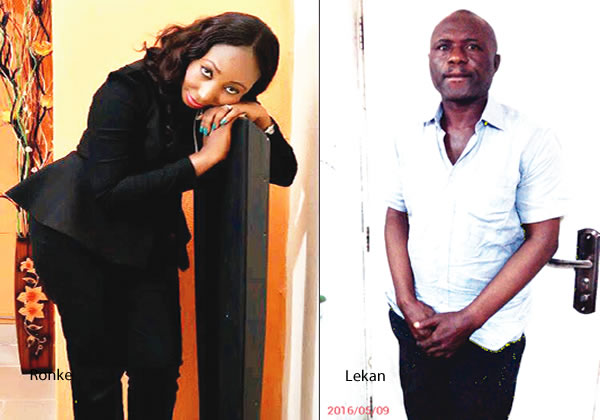 The man who killed his wife in Egbeda has child outside wedlock