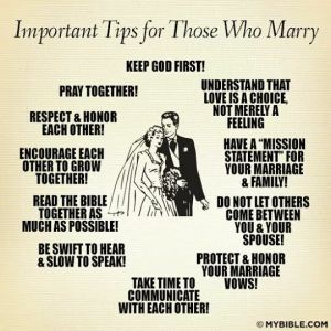 Important Tips for Those Who Marry_2