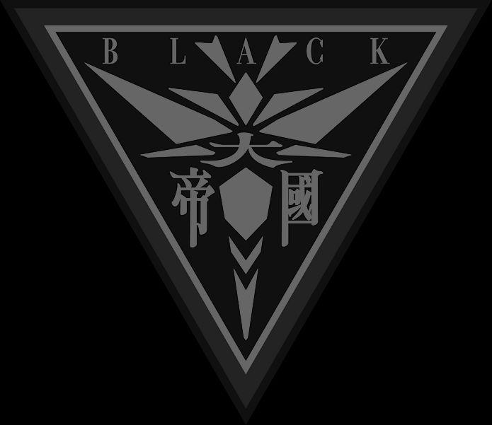Emblem for Sakura Wars B.L.A.C.K.'s core group.