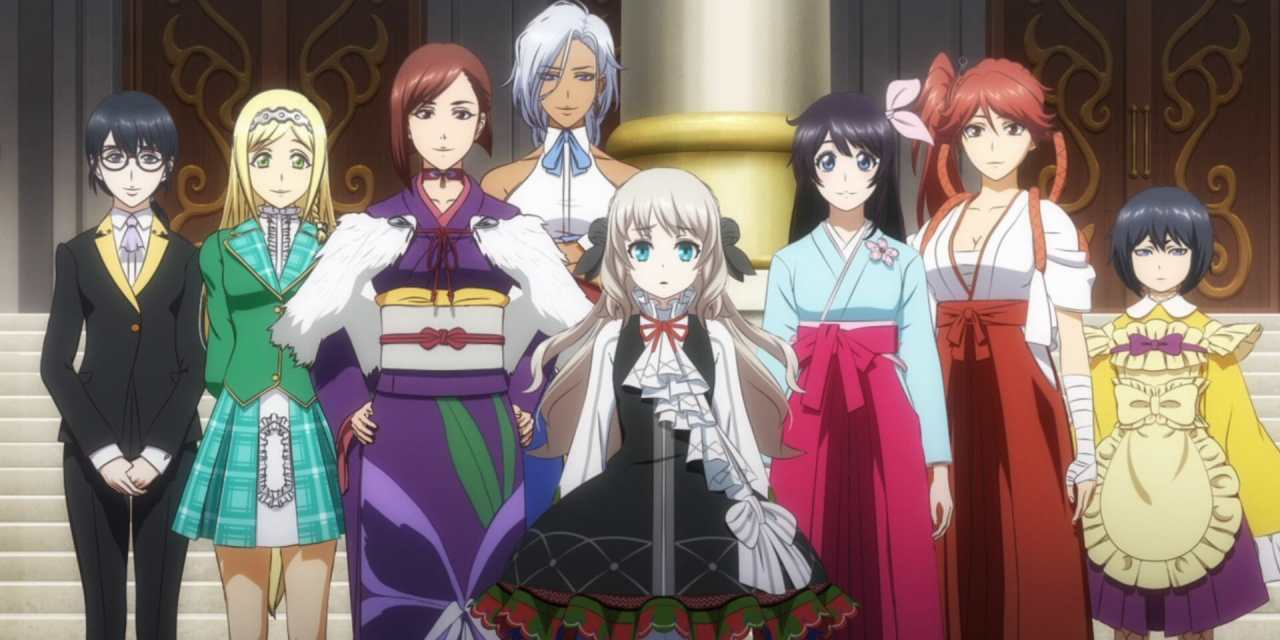 Reviewing Sakura Wars the Animation's English Dub