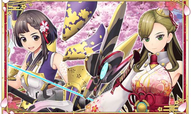 "Sakura Revolution Launches ""Ouka Ranran"" Limited Story Event"