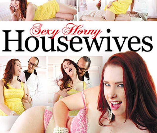 Sexy Horny Housewives Front Cover Pg Edit