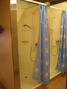 Salle de bain - 5 douches