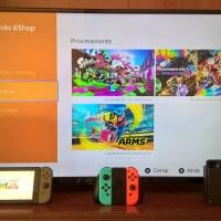 Impresiones sobre Nintendo Switch: tremendo cachibache