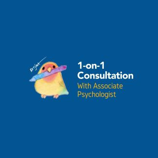 1-on-1 Consultation with Associate Psychologist