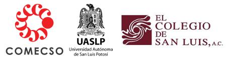 Consejo Mexicano de Ciencias Sociales, la Universidad Autónoma de San Luis Potosí y El Colegio de San Luis, A.C.