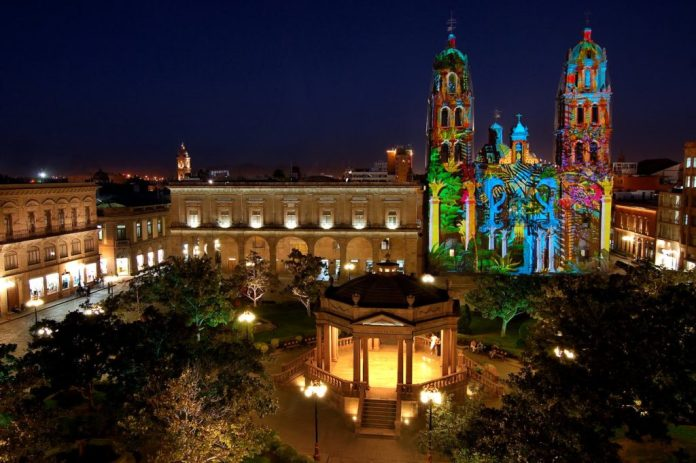 Información turística de San Luis Potosí - COMECSO