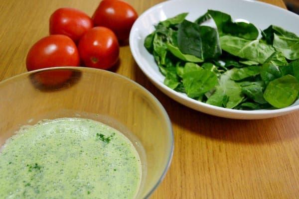 receta de aderezo de coco cilantro y limon