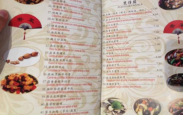 menu royal cantones