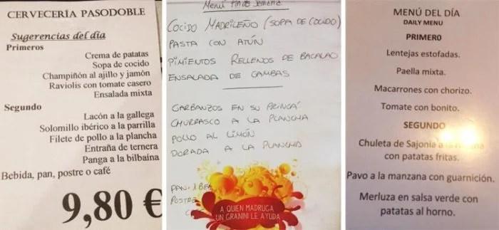 menu-del-dia-madrid