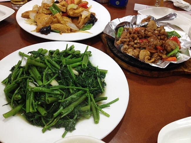 comida china restaurant lao tou madrid