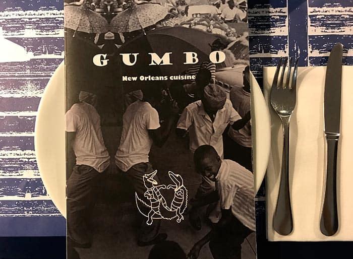 restaurante gumbo madrid