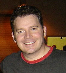 Comedian Brad Sherwood