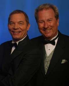 Book or hire standup comedians/hosts/emcees Mack & Jamie