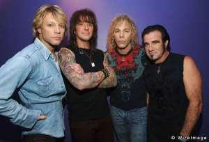 Book or Hire pop musicians Bon Jovi