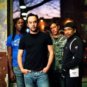 Book or hire rock musicians Dave Matthews Band