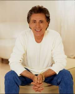 Book or hire pop singer Frankie Valli