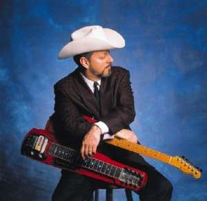 Book or hire Country Singer Junior Brown