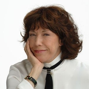 Book or hire standup comedian Lily Tomlin